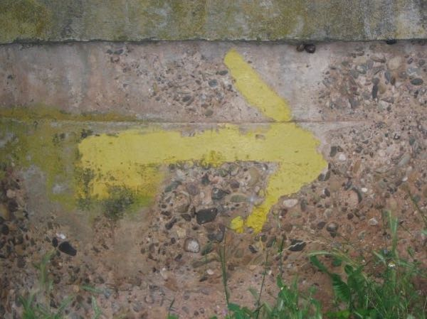 Yellow Arrows, Apraxia, and Knowing the Way